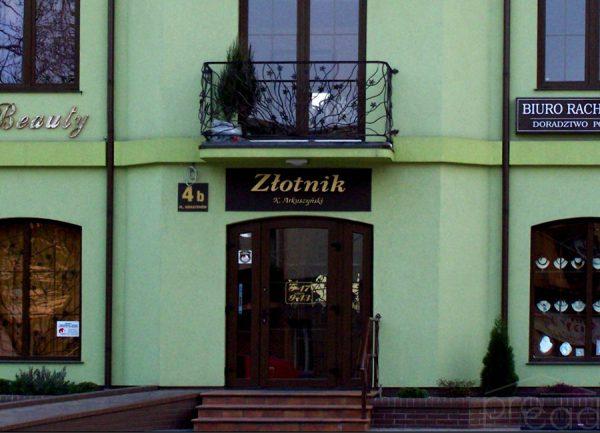 Kamienica ul. Plac Bohaterów 4B, Człuchów