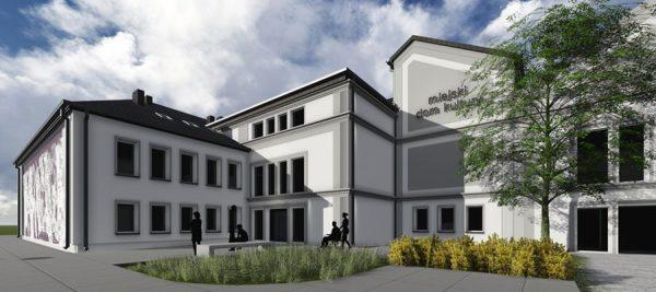 Miejski Dom Kultury, Człuchów